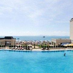 Отель Festa Pomorie Resort Поморие бассейн фото 2