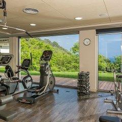 Отель Santa Marta Испания, Льорет-де-Мар - 2 отзыва об отеле, цены и фото номеров - забронировать отель Santa Marta онлайн фитнесс-зал фото 2