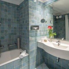 Отель Atahotel Capotaormina Италия, Таормина - 3 отзыва об отеле, цены и фото номеров - забронировать отель Atahotel Capotaormina онлайн ванная фото 2