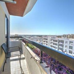Отель In Faro with Sea View балкон