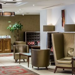 Отель Holiday Inn London - Kensington Лондон спа