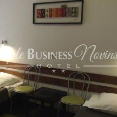 Гостиница PEOPLE Business Novinsky интерьер отеля фото 7