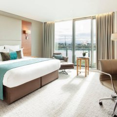 Отель Crowne Plaza London - Docklands комната для гостей фото 3