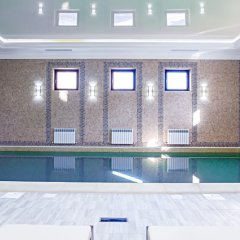 Гранд Парк Есиль Отель бассейн фото 3