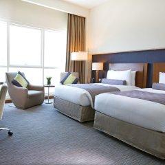 Отель Grand Millennium Al Wahda комната для гостей фото 4