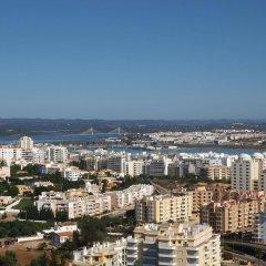 Отель Apartamentos Turisticos Jardins Da Rocha городской автобус