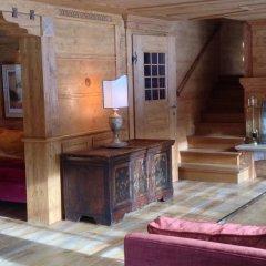 Отель Gstaad - Great Luxurious Farmhouse интерьер отеля фото 2