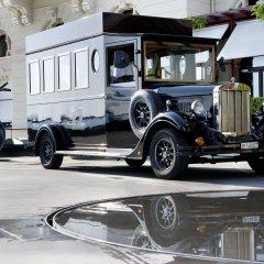 Отель The Dolder Grand городской автобус