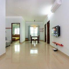 Апартаменты My Duc Deluxe Apartment комната для гостей фото 4