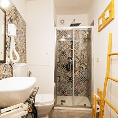 Отель Giardino delle Zagare Пьяцца-Армерина ванная фото 2