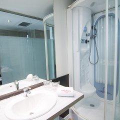 Отель Petit Palace Arenal Sol Испания, Мадрид - 1 отзыв об отеле, цены и фото номеров - забронировать отель Petit Palace Arenal Sol онлайн ванная фото 2