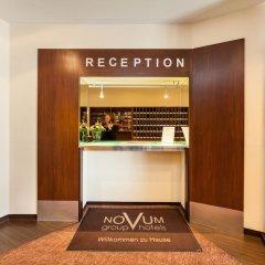 Novum Hotel Graf Moltke Гамбург интерьер отеля фото 2