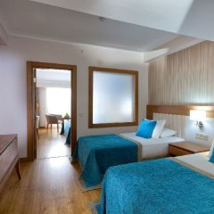 Adalya Ocean Hotel - All Inclusive комната для гостей фото 3