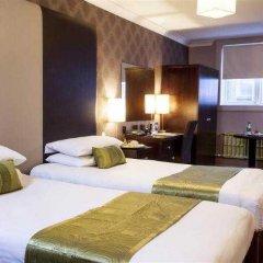 Best Western Glasgow City Hotel 3* Стандартный номер с 2 отдельными кроватями фото 3