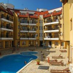 Отель Oasis Beach Resort Kamchia Болгария, Варна - отзывы, цены и фото номеров - забронировать отель Oasis Beach Resort Kamchia онлайн бассейн фото 3