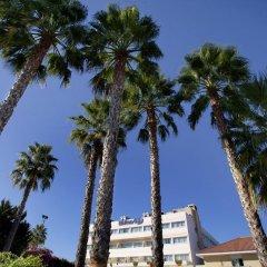 Отель Hilton Park Nicosia пляж