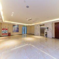 Отель City Comfort Inn парковка