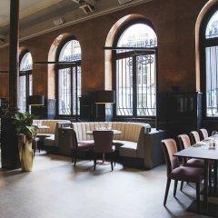 Отель Opus Xvi Берген гостиничный бар