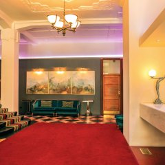 Art Deco Masonic Hotel интерьер отеля