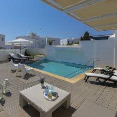 Отель Protaras Villa Paros бассейн фото 2