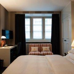 Отель Kindli Швейцария, Цюрих - отзывы, цены и фото номеров - забронировать отель Kindli онлайн комната для гостей фото 4