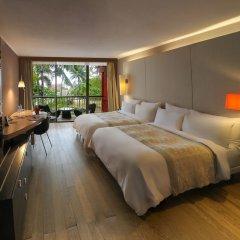 Отель Tahiti Ia Ora Beach Resort - Managed by Sofitel комната для гостей фото 4