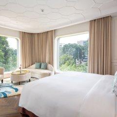 Отель Des Arts Saigon Mgallery Collection Вьетнам, Хошимин - отзывы, цены и фото номеров - забронировать отель Des Arts Saigon Mgallery Collection онлайн комната для гостей фото 2
