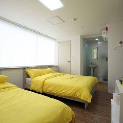 Отель 24 Guesthouse Namsan Южная Корея, Сеул - отзывы, цены и фото номеров - забронировать отель 24 Guesthouse Namsan онлайн комната для гостей фото 4