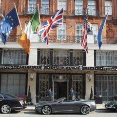 Отель Claridge's Великобритания, Лондон - 1 отзыв об отеле, цены и фото номеров - забронировать отель Claridge's онлайн вид на фасад