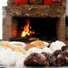 Отель La Casa Rossa Country House Пьяцца-Армерина питание фото 2