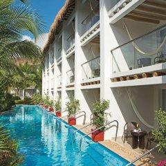 Отель Secrets Aura Cozumel - All Inclusive спортивное сооружение