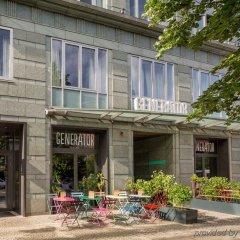 Отель Generator Berlin Mitte Берлин бассейн