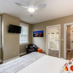 Отель Bexley Bed and Breakfast комната для гостей фото 3