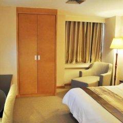 Отель Hualian Китай, Шэньчжэнь - отзывы, цены и фото номеров - забронировать отель Hualian онлайн комната для гостей фото 5