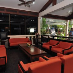 Отель Hyton Leelavadee Пхукет гостиничный бар