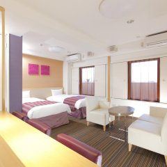 Hotel MyStays Asakusa комната для гостей фото 2