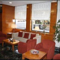 Отель Husa Pedralbes Испания, Барселона - отзывы, цены и фото номеров - забронировать отель Husa Pedralbes онлайн интерьер отеля фото 2