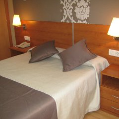 Отель Cataluña Барселона комната для гостей фото 2