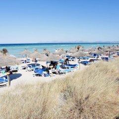 Отель Grupotel Alcudia Suite пляж фото 2