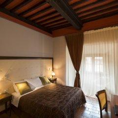 Отель Leon Bianco Италия, Сан-Джиминьяно - отзывы, цены и фото номеров - забронировать отель Leon Bianco онлайн комната для гостей фото 4