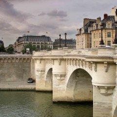 Отель Ibis Paris Porte dItalie балкон