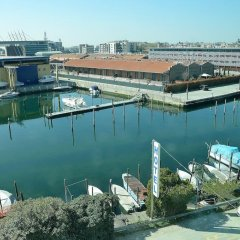 Отель Venice Hotel San Giuliano Италия, Местре - 2 отзыва об отеле, цены и фото номеров - забронировать отель Venice Hotel San Giuliano онлайн приотельная территория фото 2