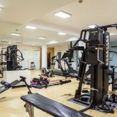 Hotel Geneva фитнесс-зал