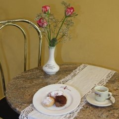 Hotel Ristorante La Casareccia Фьюджи в номере