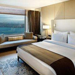 Отель The Marmara Taksim комната для гостей фото 3