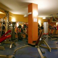 Rubin Wellness & Conference Hotel фитнесс-зал фото 3