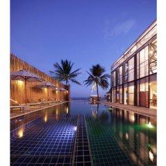 Отель Malibu Beach Resort Самуи бассейн