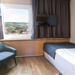 Отель Quality Hotel Panorama Швеция, Гётеборг - отзывы, цены и фото номеров - забронировать отель Quality Hotel Panorama онлайн балкон