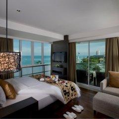 A-One The Royal Cruise Hotel Pattaya комната для гостей фото 2