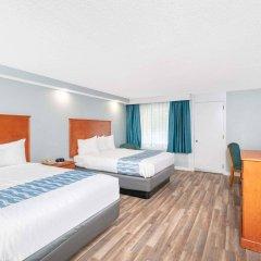 Отель Days Inn by Wyndham Gatlinburg On The River комната для гостей фото 2